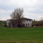 Abandoned House on Airport Road in Caledon
