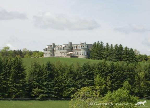 South Down Farm, Caledon, Ontario Mansion
