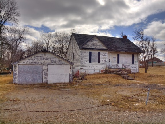 Abandoned House in Caledon, King Rd & Hwy 10