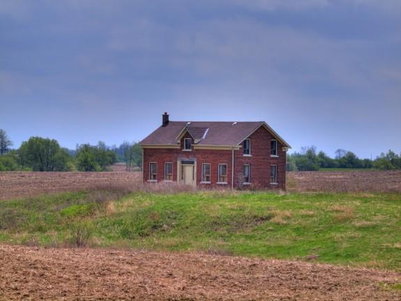 Abandoned House Caledon/Bolton, Ontario